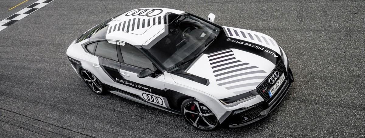 Samojezdne Audi