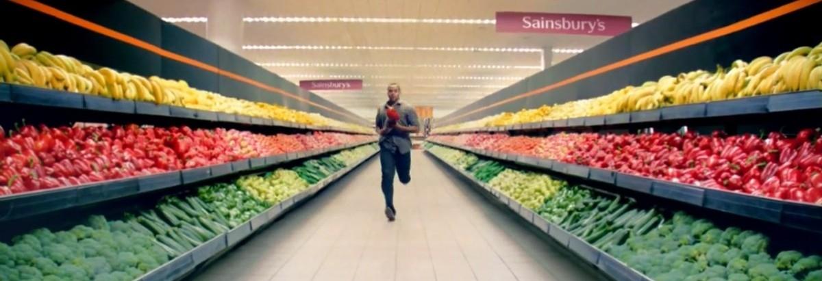 Supermarket na gazie