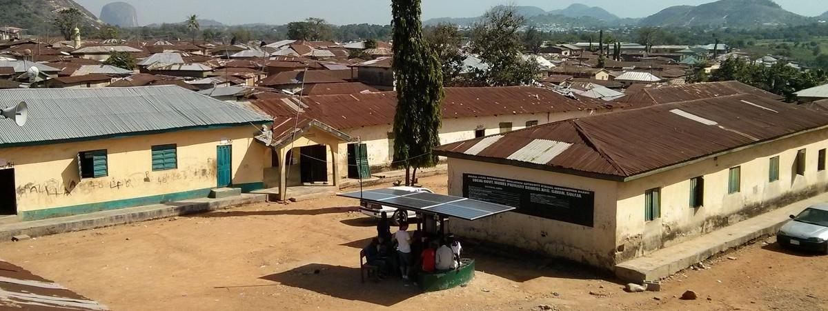 Mała szkoła bez nauczycieli