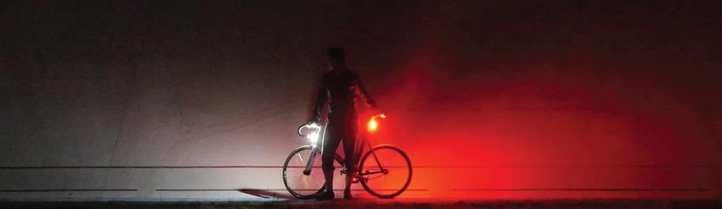 Orfos: najjaśniejszy rower świata