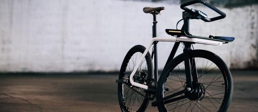Nowy miejski rower
