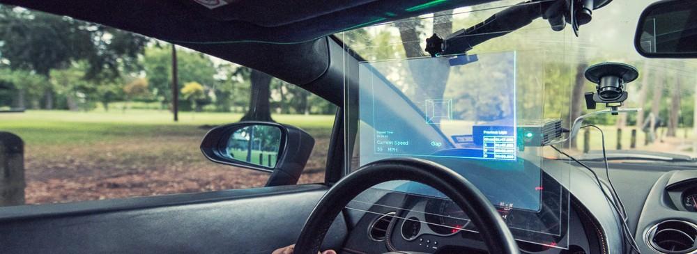 Rozszerzona rzeczywistość kierowcy