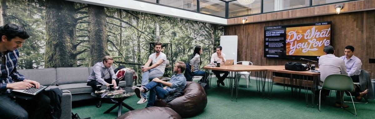 Coworking nie jest gorszy od Ubera