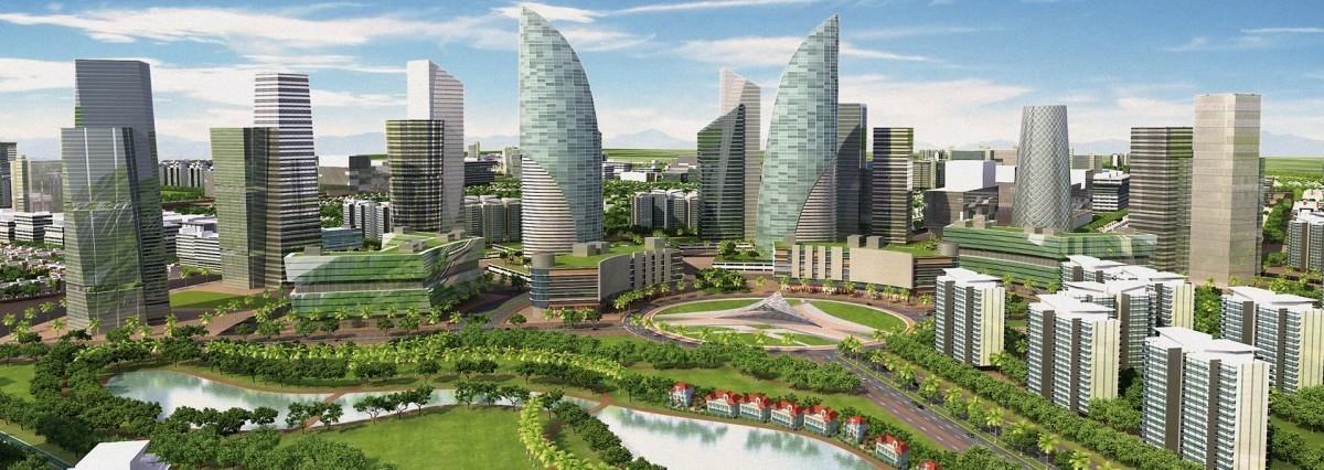 100 inteligentnych miast Indii