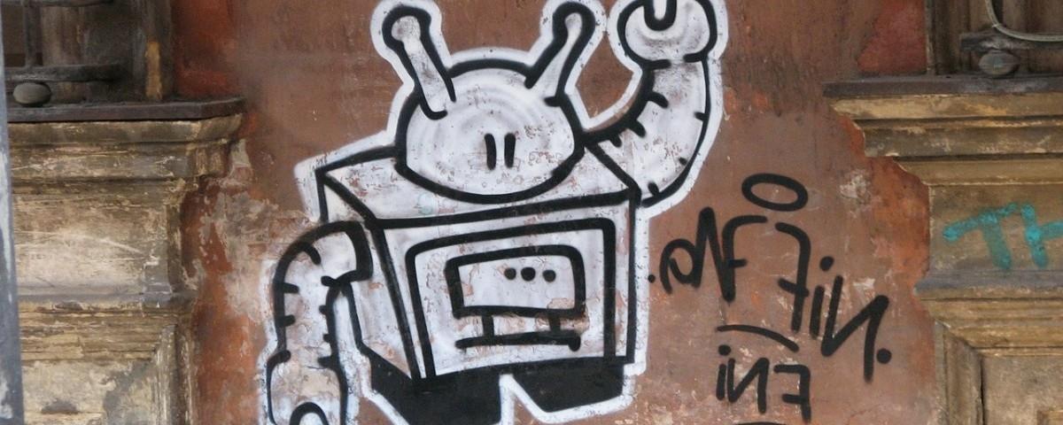 Roboty będą jak internet