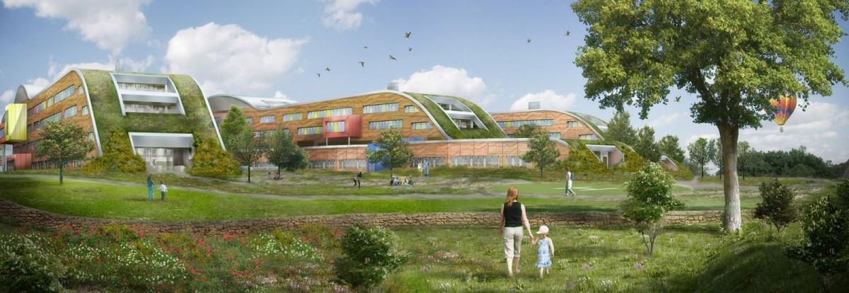 5 pomysłów na zrównoważony szpital