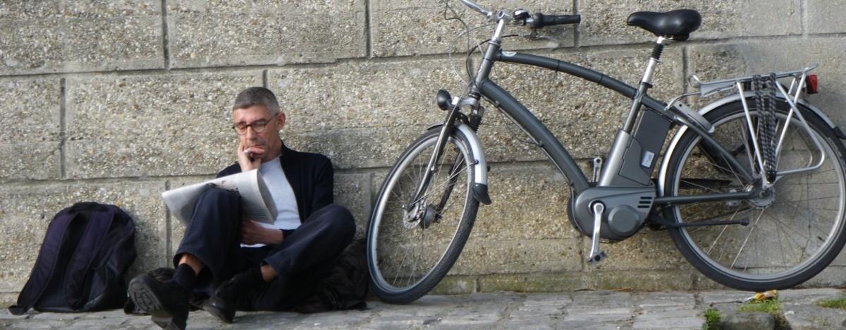 Wiemy dlaczego ludzie tak rzadko jeżdżą na rowerze do pracy