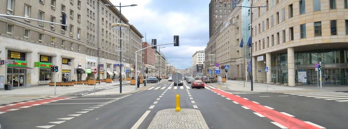 Zwężanie ulic się opłaca