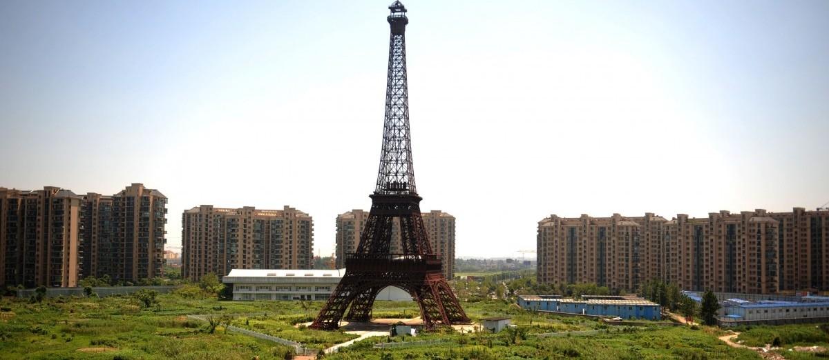 Dlaczego Chińczycy kopiują nawet architekturę