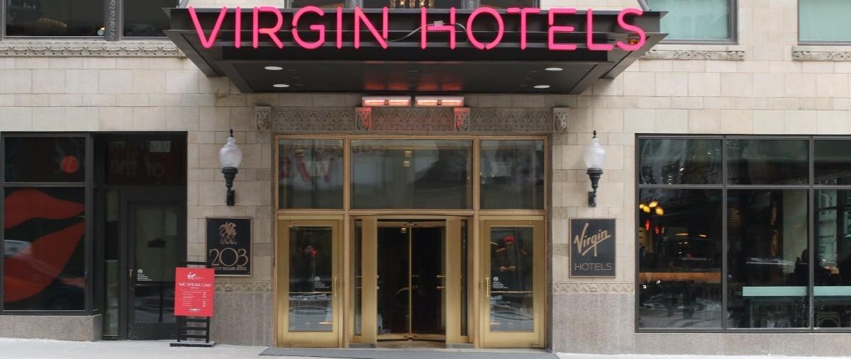 Hotelowe rewolucje Richarda Bransona