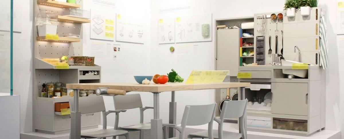 Kuchnia przyszłości według IKEA