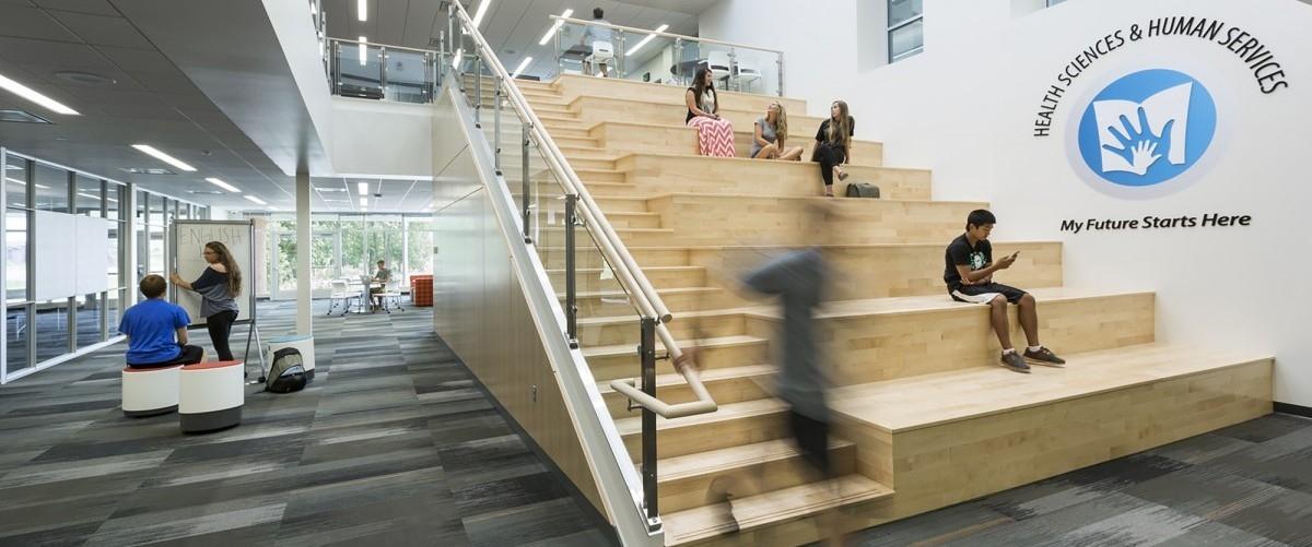 Szkoła jak campus Google'a