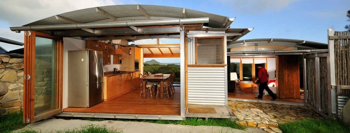 Ekologiczne domy z aluminium
