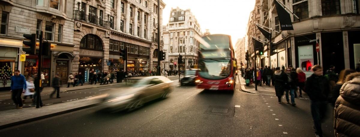 W Londynie samochody zjadą pod ziemię