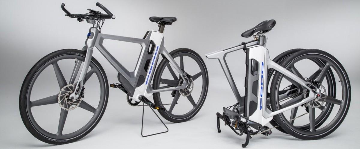 Ford przesiada się na rower