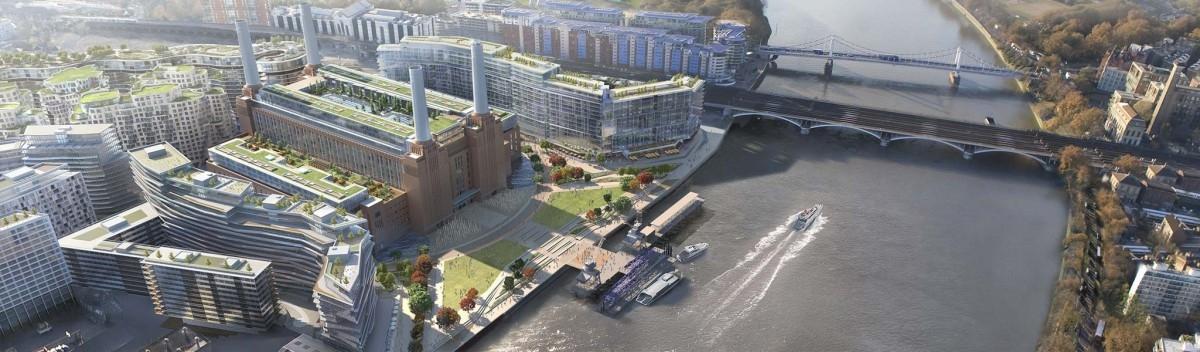 Battersea: największy miejski projekt świata