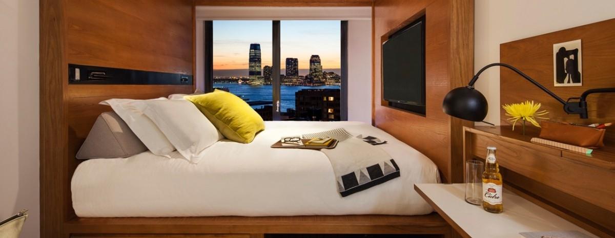 Hotel dla minimalistów