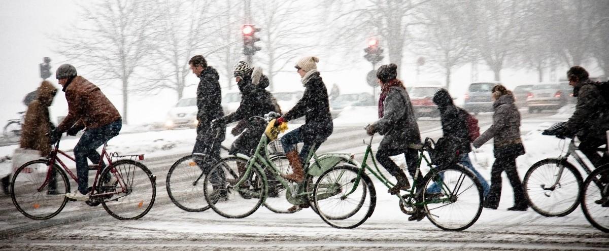 W Kopenhadze spada liczba rowerzystów