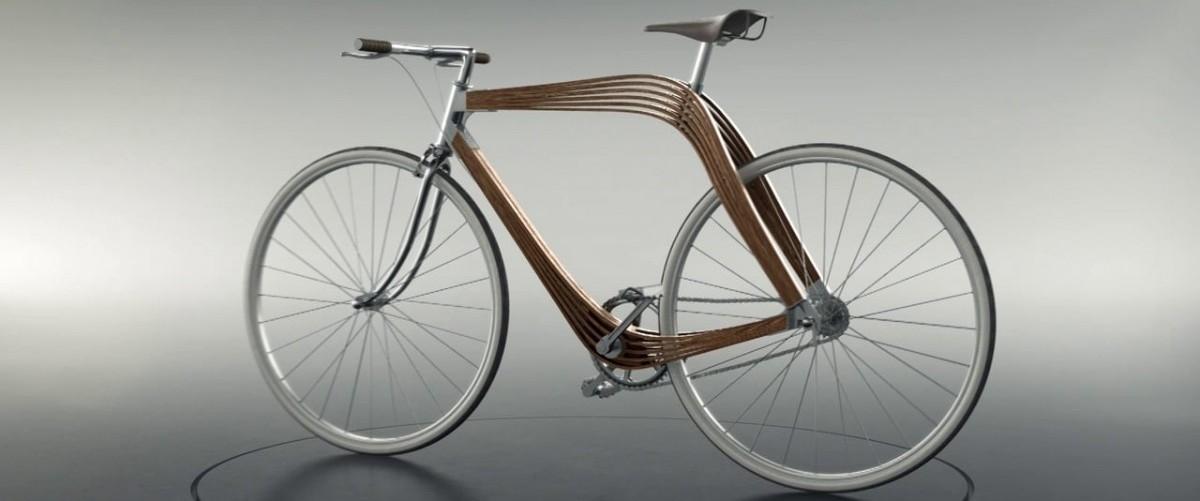 Czemu rowery nie miałby być z drewna?