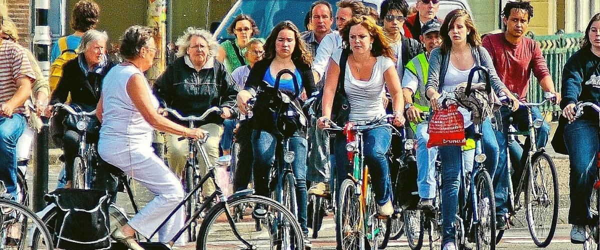 Groningen: opowieść o cichym mieście pełnym rowerów