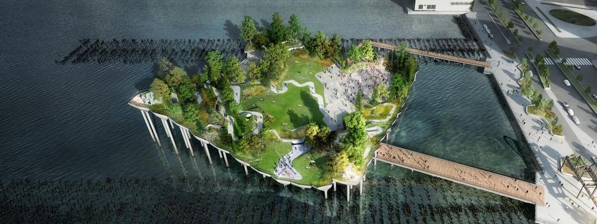 Rekultywacja miast: parki w miejsce fabryk