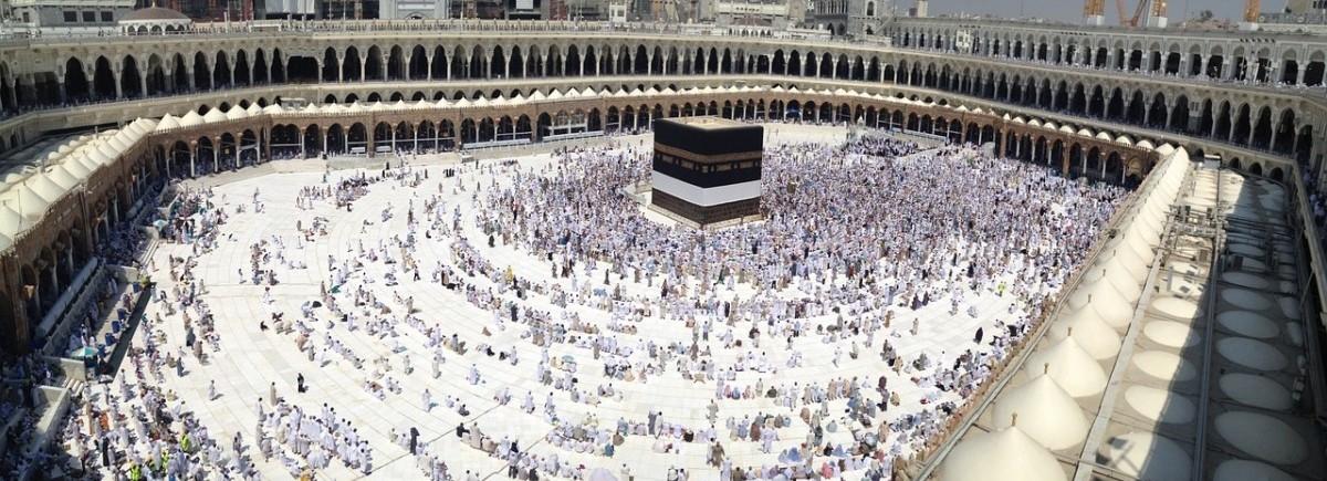 Mekka: najnowocześniejsze święte miasto świata