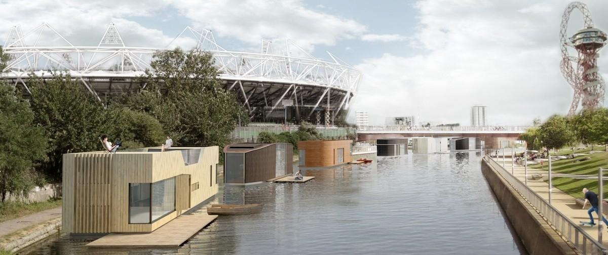 Londyn wylęgarnią taniego mieszkalnictwa