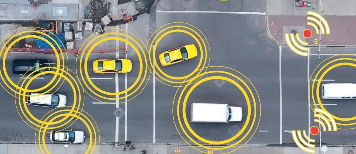 Największe na świecie miasteczko autonomicznego ruchu drogowego