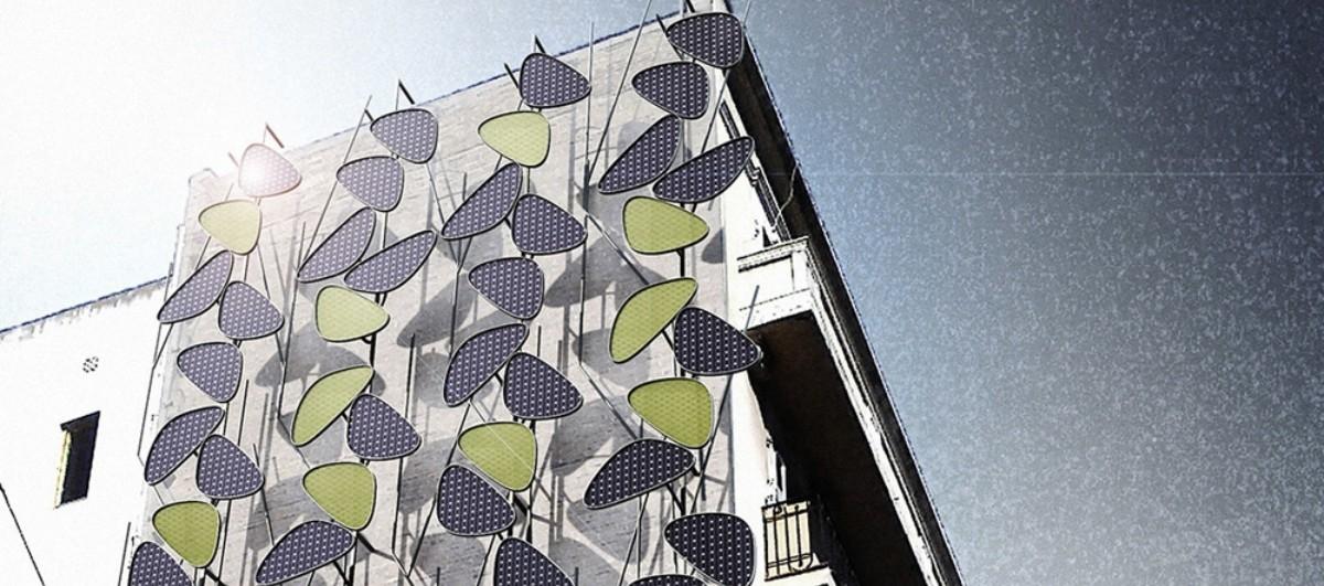 Sztuczne liście produkują energię i czyszczą powietrze