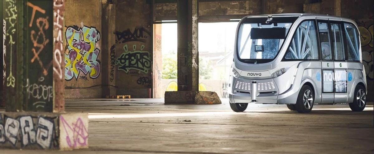 Autonomiczne autobusy na ulicach Europy