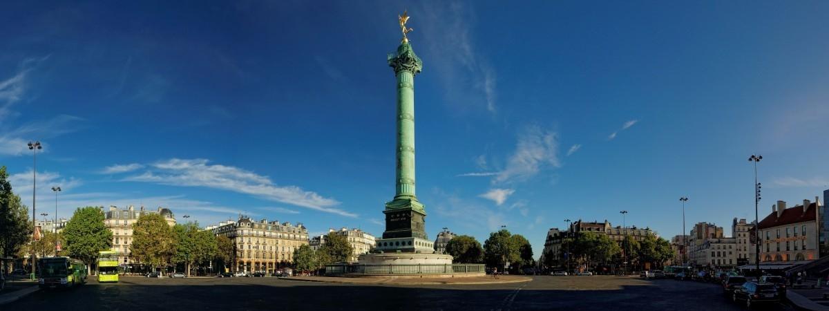 Place Paryża zmienią się dla pieszych i rowerzystów