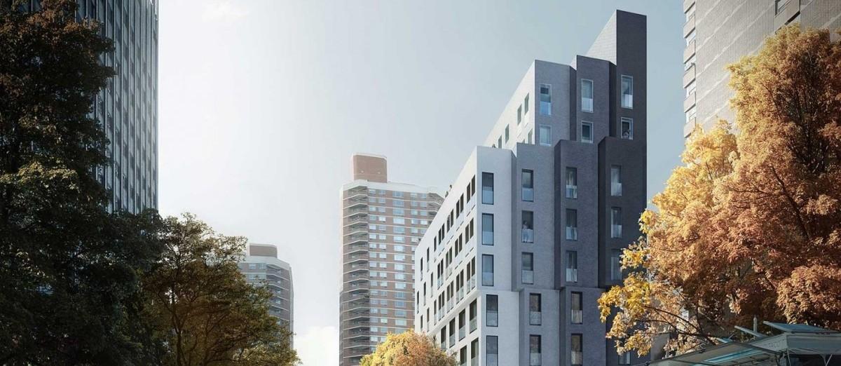 Nowy Jork jako mieszkaniowa IKEA: tanio i stylowo