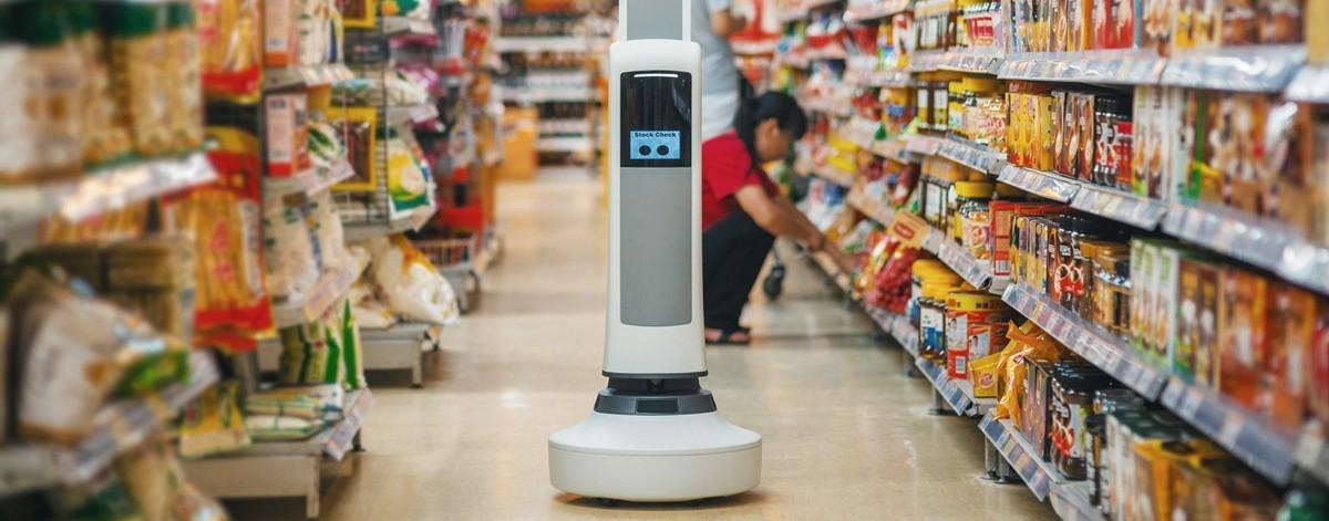 Robot został sklepowym zaopatrzeniowcem
