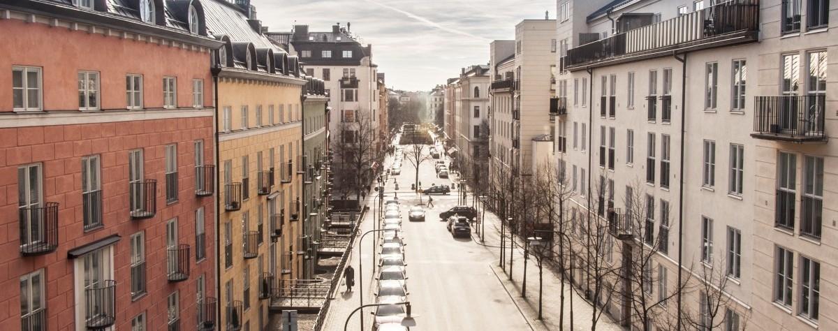 Ulice bez drogowych znaków i bez wypadków