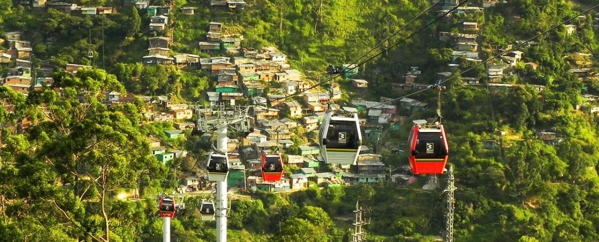 Medellin: od centrum przestępczości do miasta społecznych innowacji