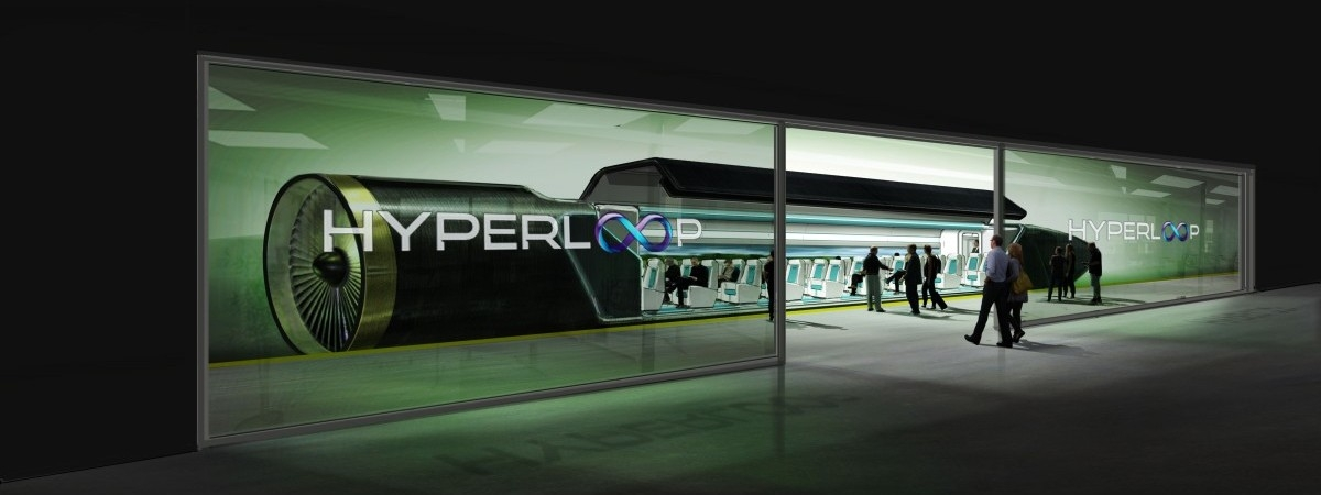 Hyperloop rusza z miejsca
