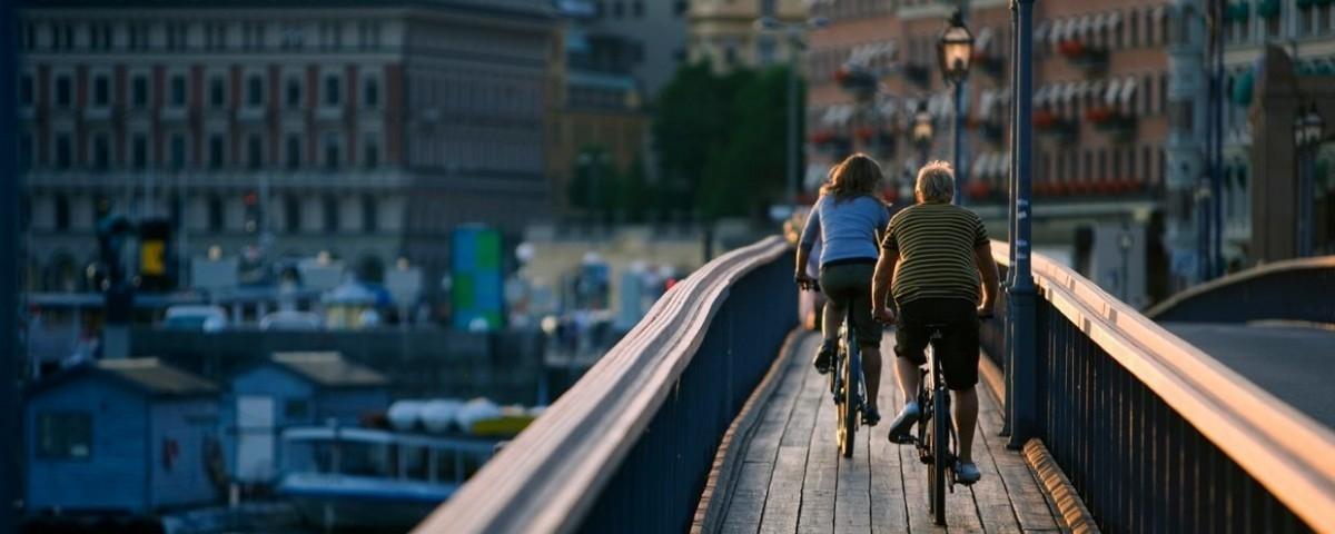 Szwedzi chcą nagradzać jeżdżących rowerami