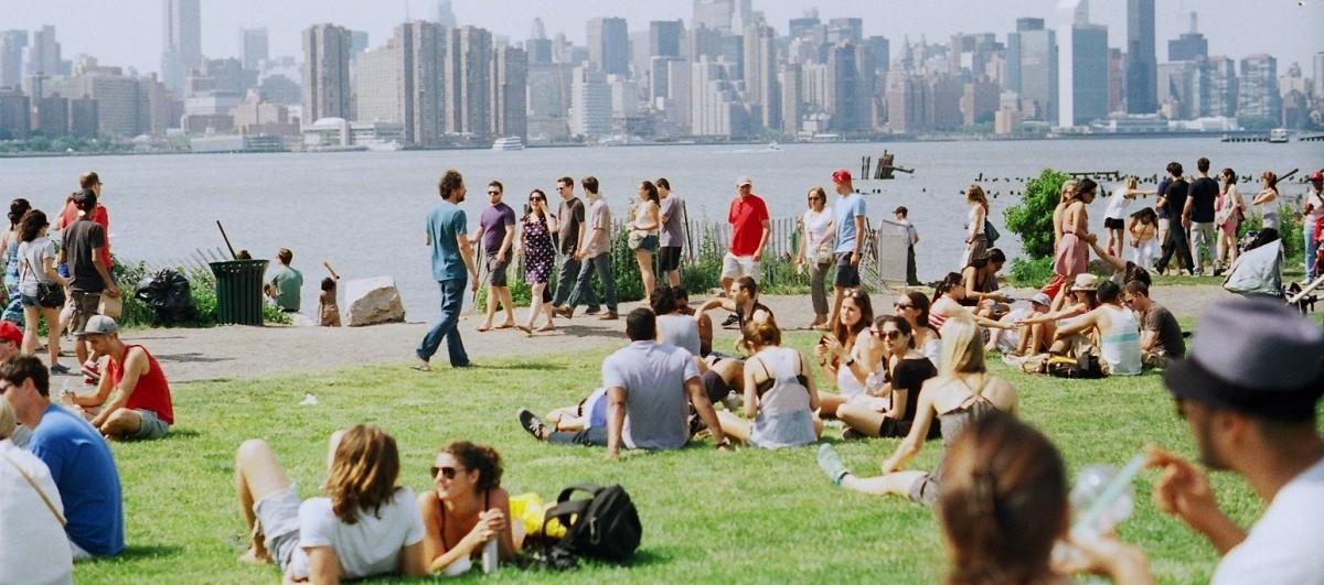 Wystarczy tylko trochę lepiej zorganizować przestrzeń publiczną, aby mieszkańcy poczuli się lepiej