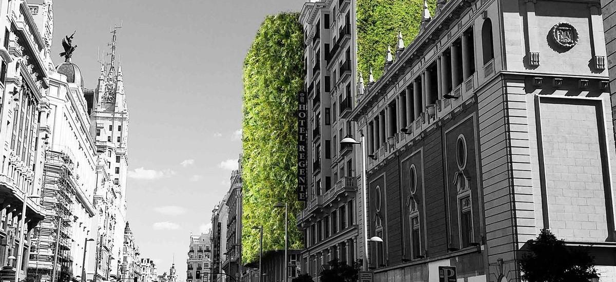Madryt ma wzorcowy plan jak stworzyć zielone miasto