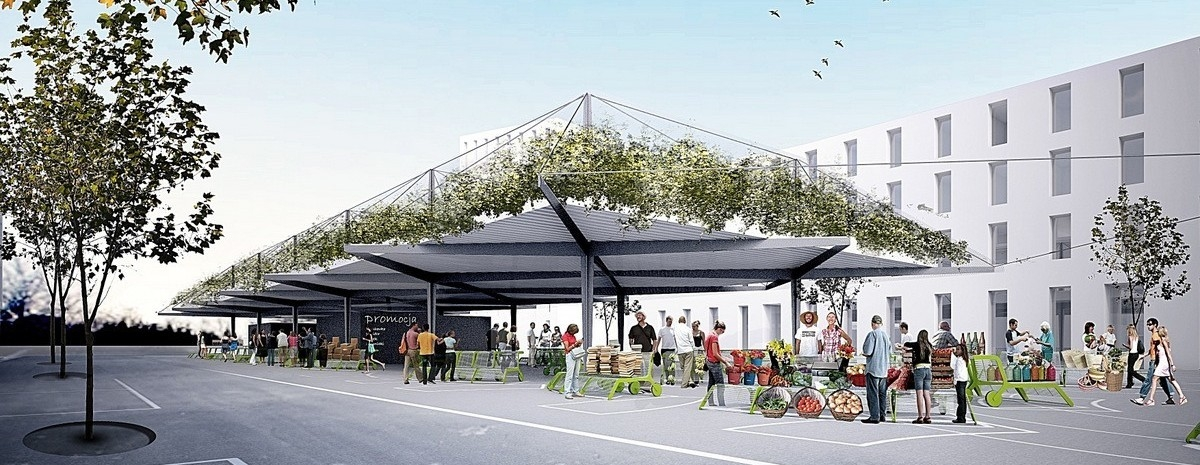 We Wrocławiu na Nowych Żernikach rośnie pierwsze w Polsce zrównoważone osiedle miejskie