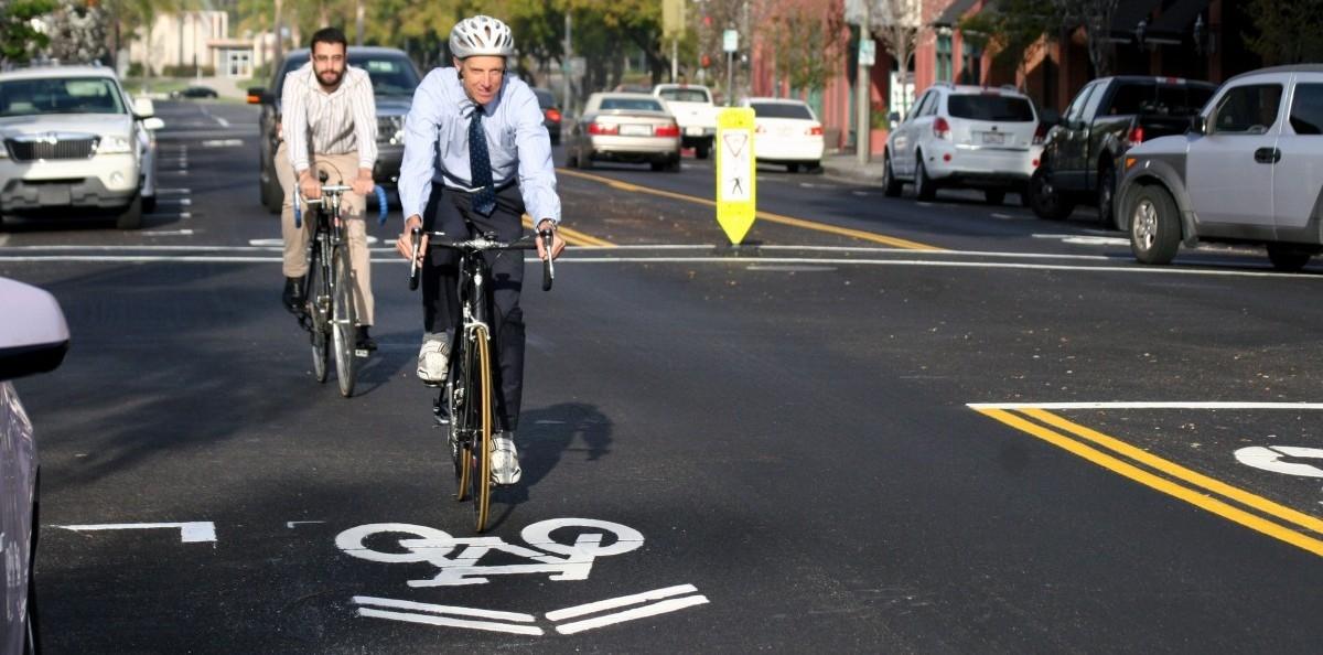 Ulice (nie)bezpieczne dla rowerzystów