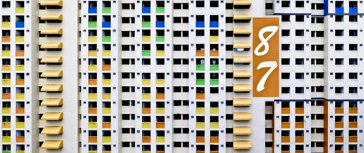 Drukowane wieżowce poskładane jak klocki Lego