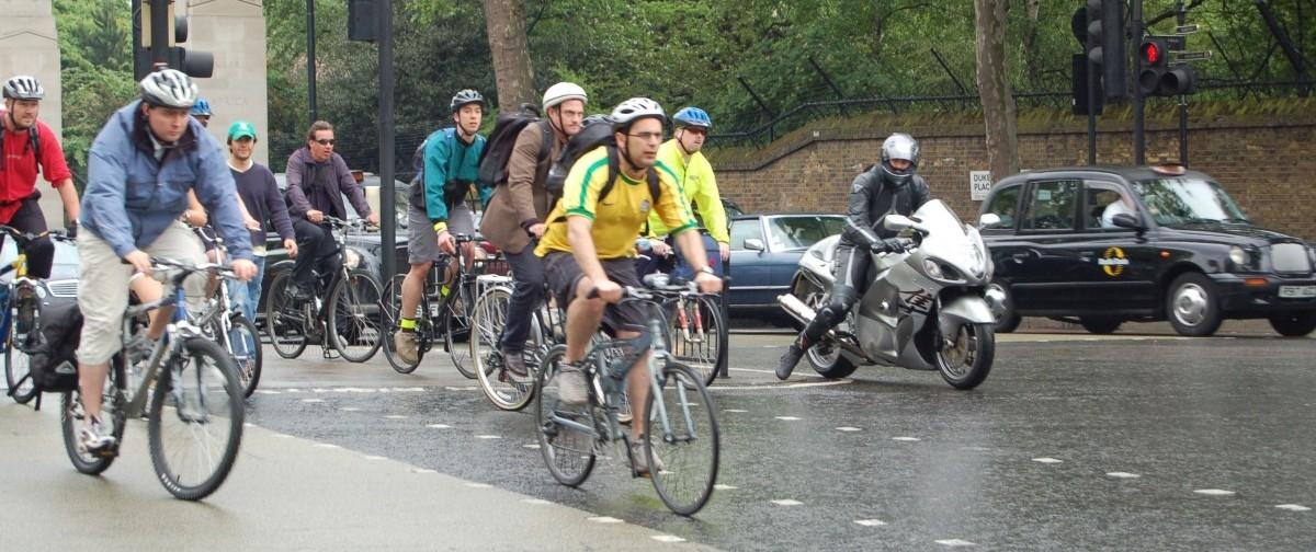 Na rower przesiada się cały Londyn