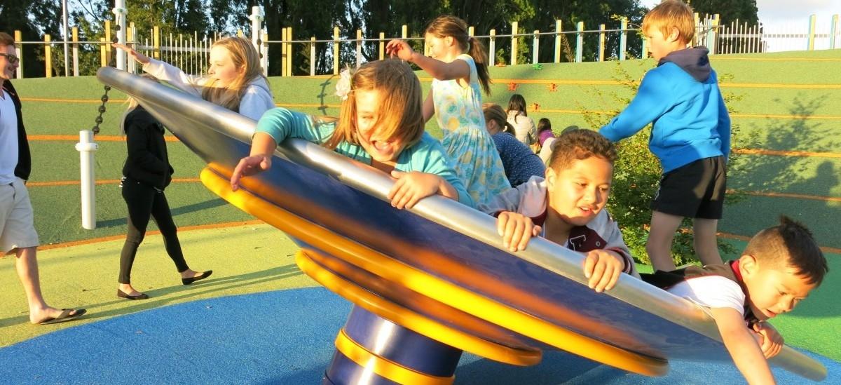 Dzieci najlepiej zaprojektują swój plac zabaw