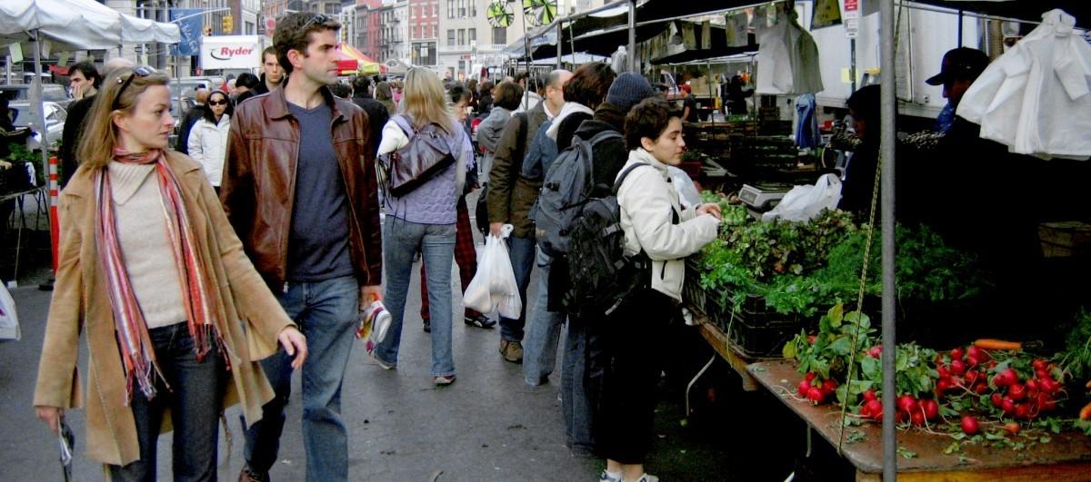 Farmerzy wygrywają z żywnością ekologiczną