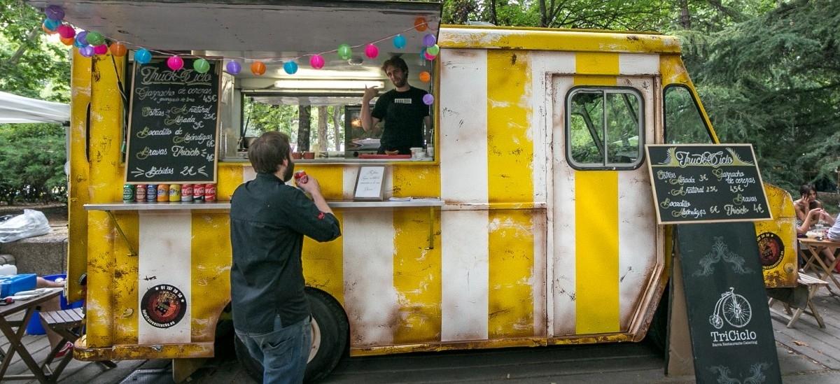Food trucki zmieniają miasta