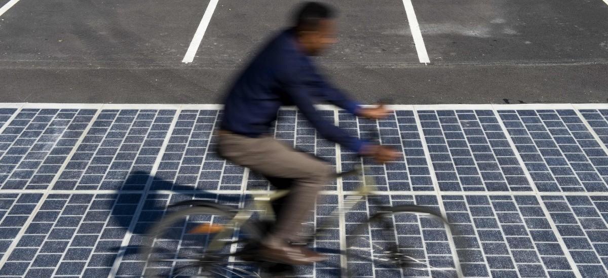Francuzi prąd będą produkować na drodze