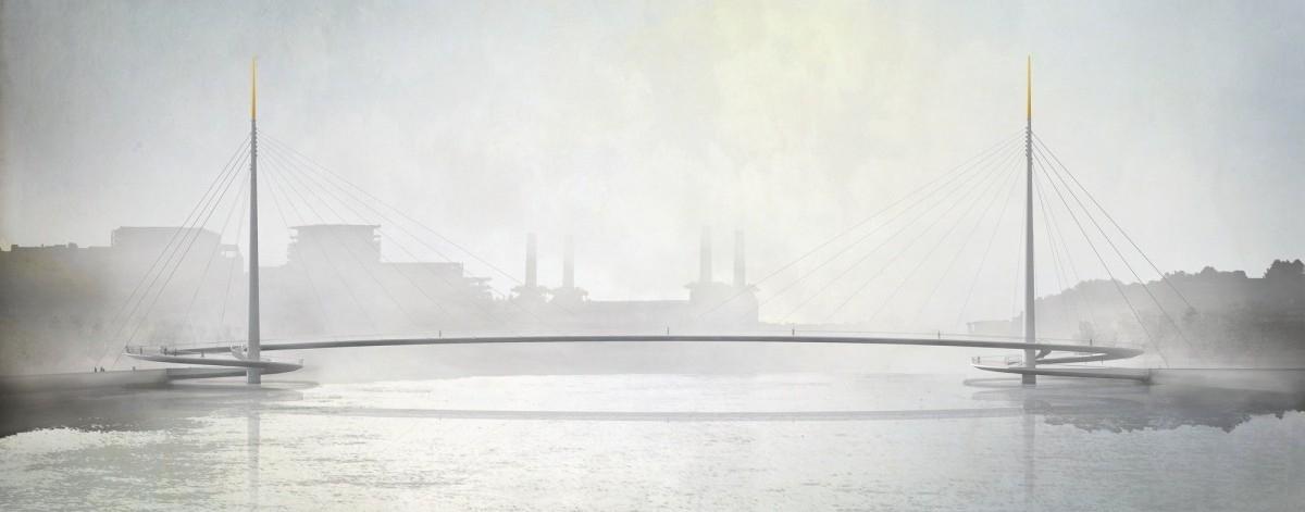 Robi się moda na mosty dla pieszych i rowerów, Warszawa jest w trendzie