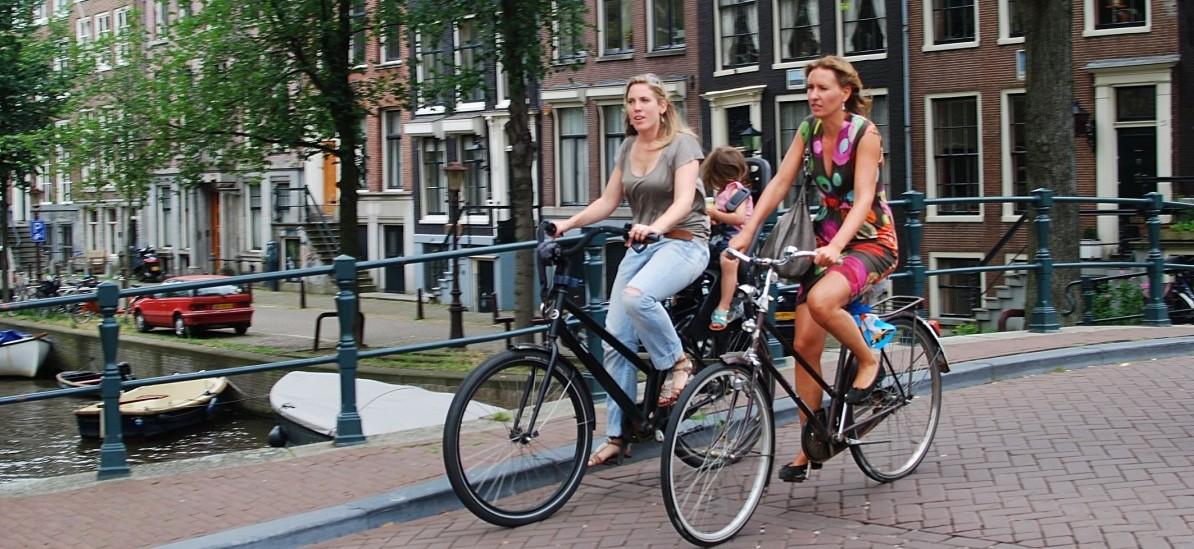 Pieniądze nie motywują do jazdy na rowerze