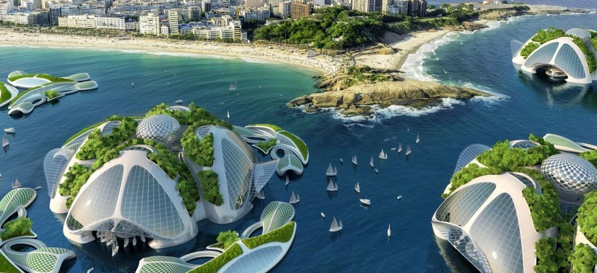 Miasto archipelag: wodna utopia